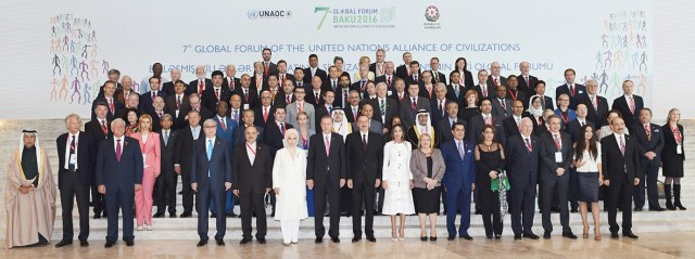 Al-Nasser Closing Remarks at the 7th UNAOC Global Forum in Baku
