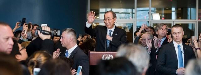UNAOC High Representative Pays Tribute to Mr. Ban in the Washington Times