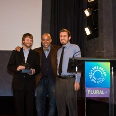 PLURAL+ 2010 Waging Nonviolence Award Presented by Eric Stoner and Bryan Farrell, Waging Nonviolence, Accepted by George Martinez on behalf of Global Action Project