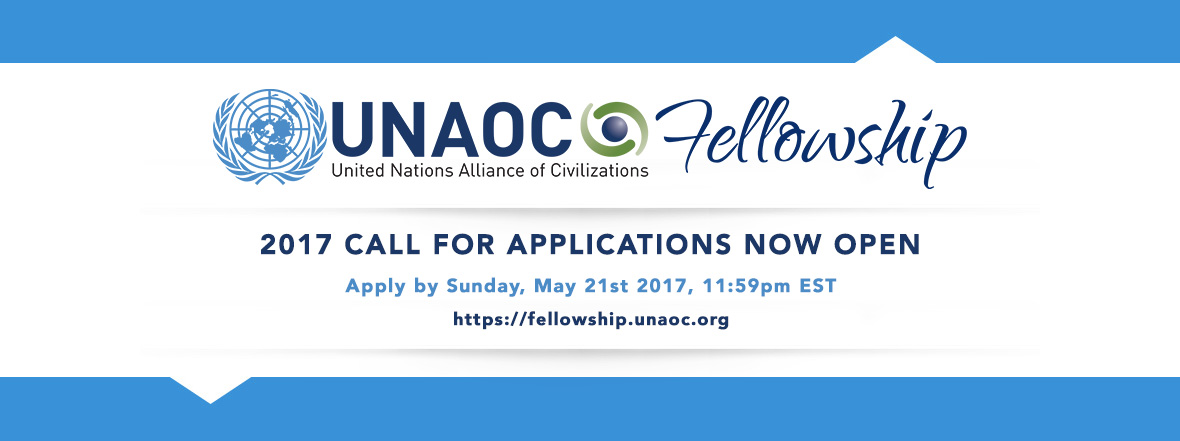 UNAOC launches call for applications for the 2017 edition of its Fellowship Program