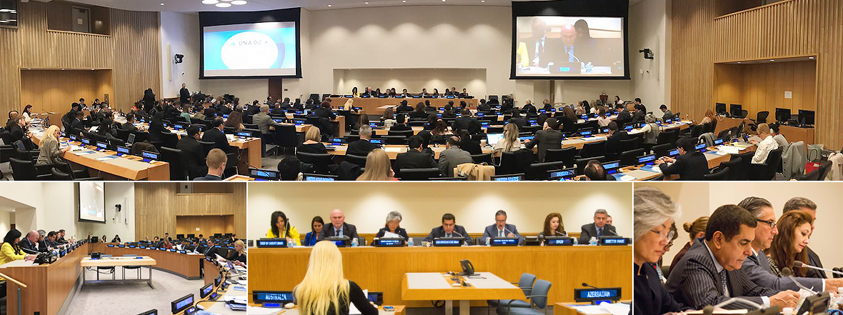 Remarks by H.E. Al-Nasser at the UNAOC Group of Friends Meeting