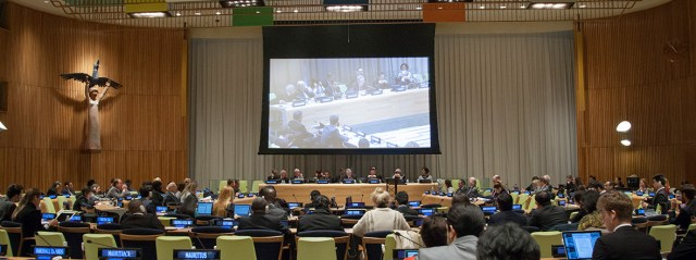 Al-Nasser Remarks at the High-Level Meeting on Religions for Peace