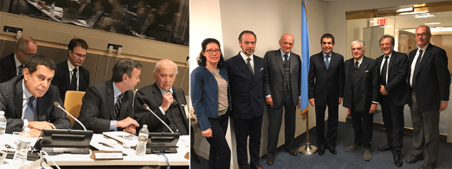 "H.E. Al-Nasser's Remarks at ""Italics as a Global Commonwealth"" (UNHQ New York)"