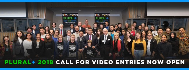 PLURAL+ 2018 Call for Video Entries Now Open