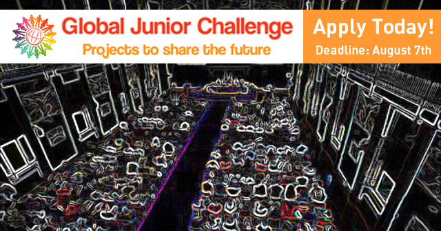 Apply to the Global Junior Challenge Special Award