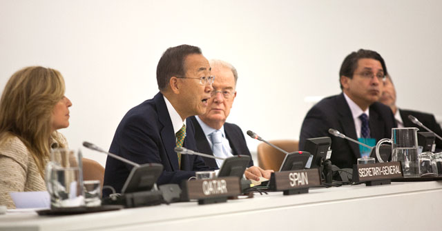 "UN Secretary General emphasizes role of Alliance as ""soft power"" mobilizer at UNAOC Ministerial Meeting"