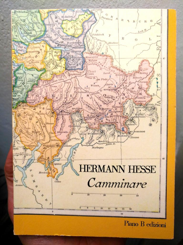 Camminare di Hermann Hesse
