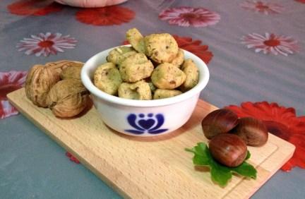Gnocchi di castagne alle noci - Una Pigra in Cucina