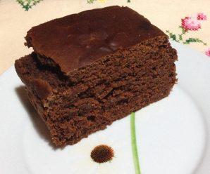 PLUMCAKE DI CASTAGNE SENZA BURRO E UOVA  (senza glutine e zucchero, ricetta light)