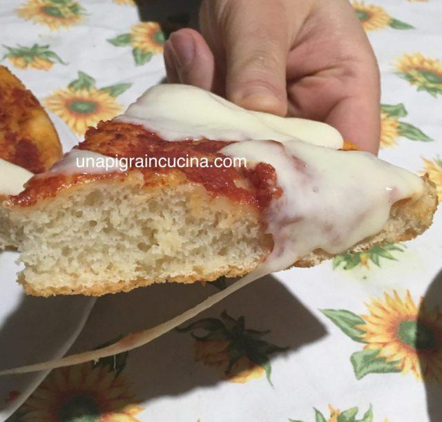 Pizza Bonci (24 ore di lievitazione)