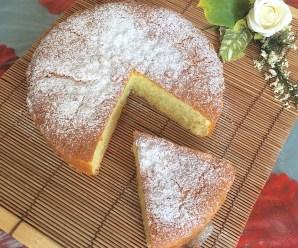 MOLLY CAKE (TORTA ALLA PANNA MONTATA – PAN DI SPAGNA ALLA PANNA)
