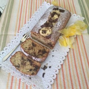 BANANA BREAD (Plumcake alla banana)