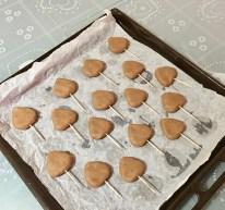 Biscotti Castagnotti con farina di castagne (senza glutine) 3