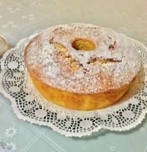 Chiffon Cake (Ciambellone Americano Alto ) 2