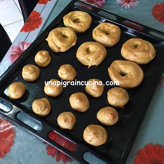 Pasta Bignè- Pasta Choux 1