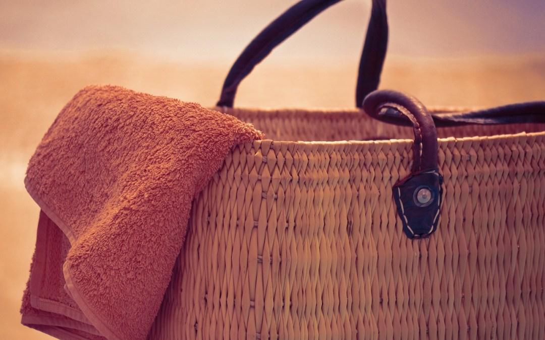Come preparare la borsa da spiaggia
