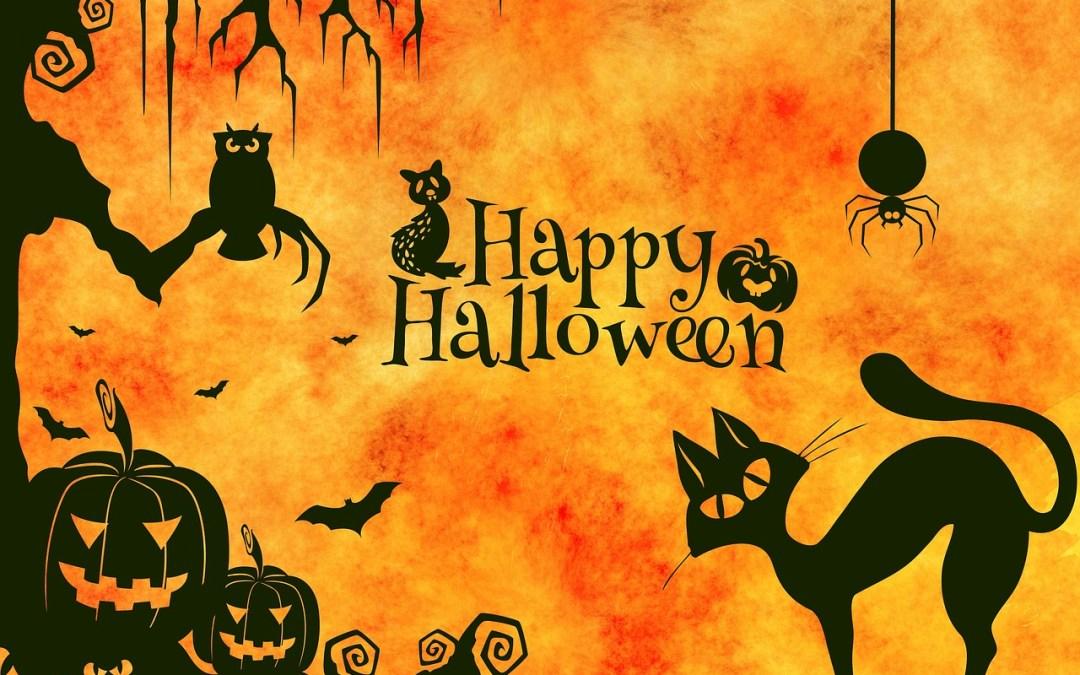 Unghie al top per festeggiare Halloween