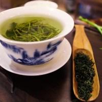 Armadio perfetto grazie alle foglie di tè verde