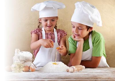 cours de cuisine little chef pour les enfants