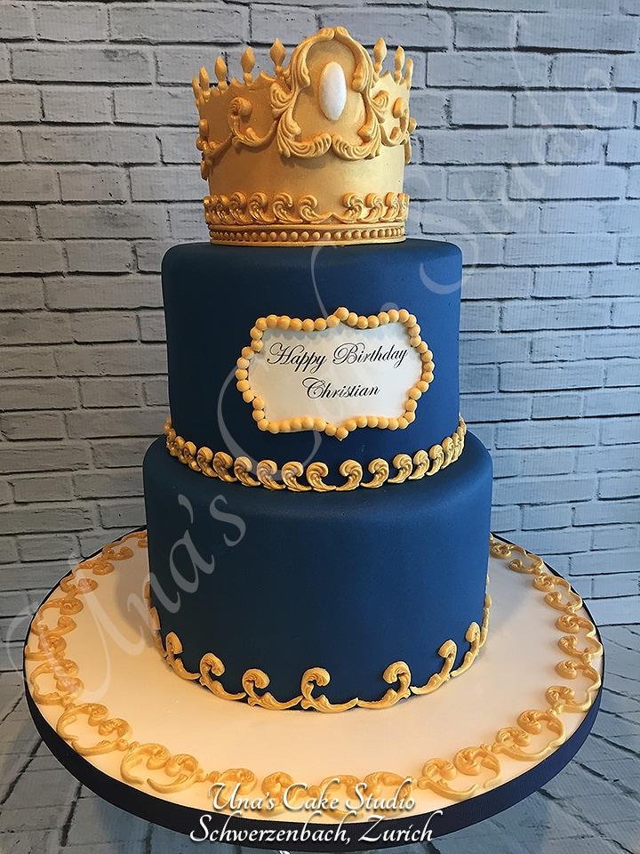 Custom Birthday Cakes For All Ages Una S Cake Studio