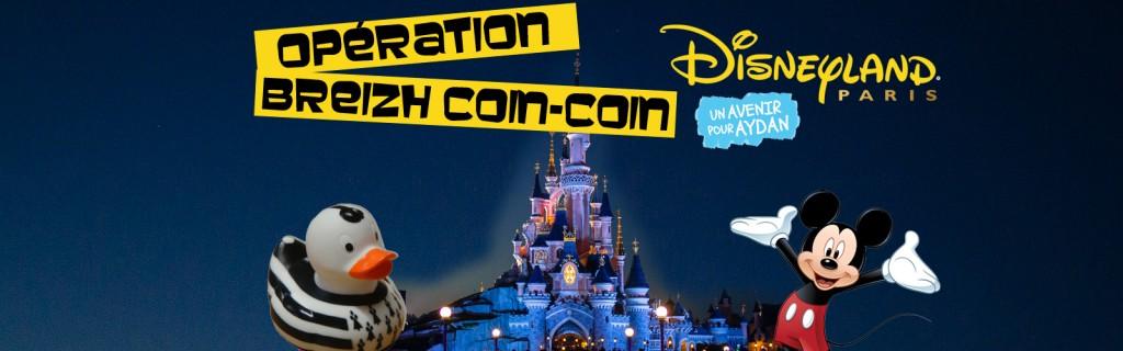 Opération Breizh CoinCoin Un Avenir pour Aydan