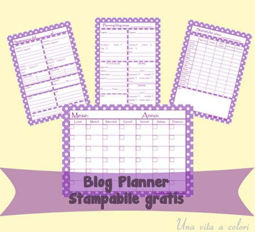 blog planner pdf gratis