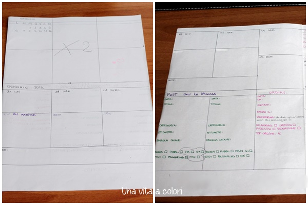 idee per creare il bullet journal