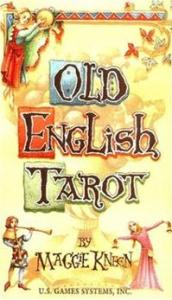 Old english tarot - Maggie Kneen (tarocchi)