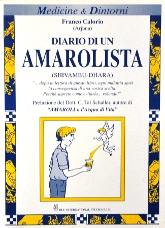 Diario di un amarolista - Franco Calorio (salute)