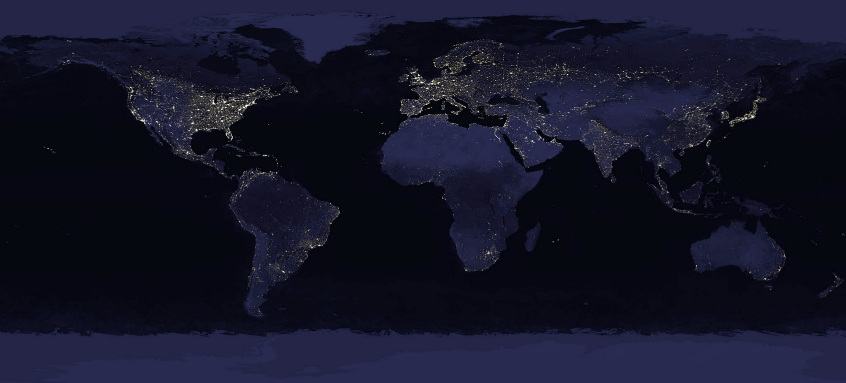 Colouring The Earth