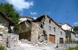 norcia nach dem erdbeben