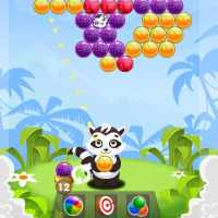 Bubble Shooter Raccon