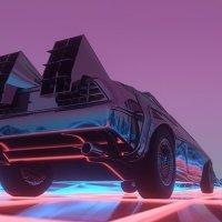 Futuristic Racer