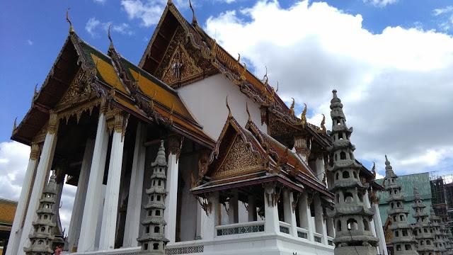 Qué visitar en Bangkok, día 1