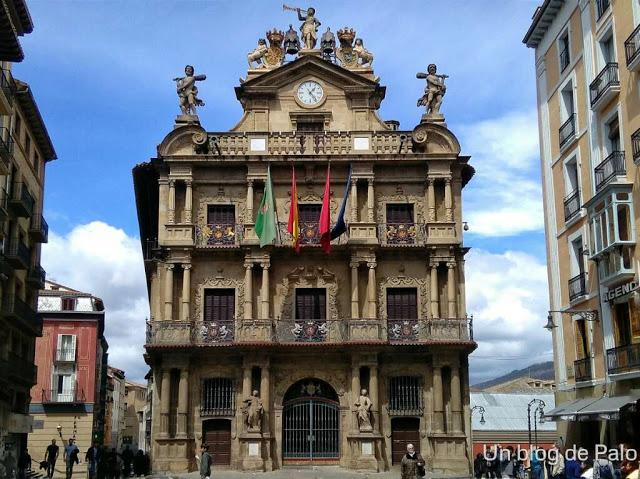 pinchos en Pamplona