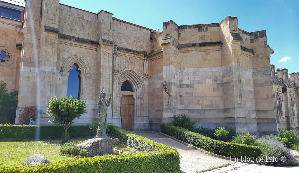 La Basílica inacabada de Alba de Tormes