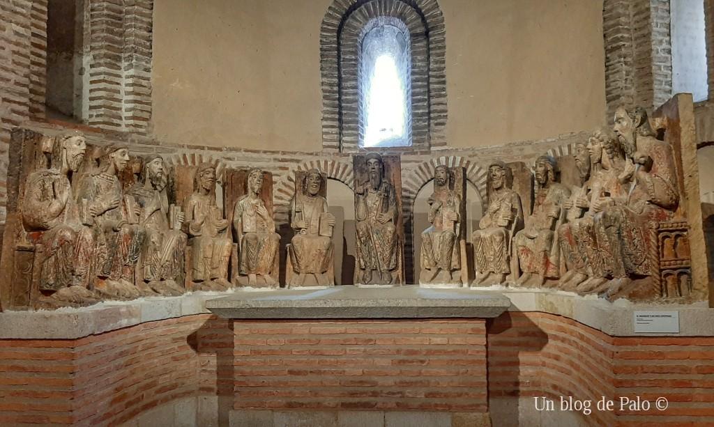 Apostolado románico de la iglesia de San Juan