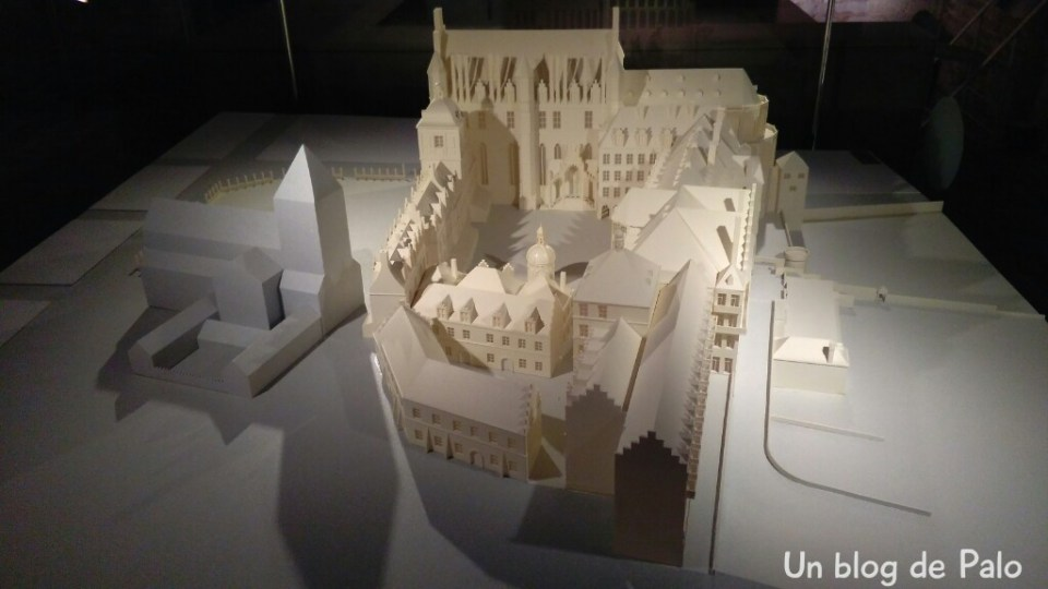 Coudenberg el Antiguo Palacio de Bruselas