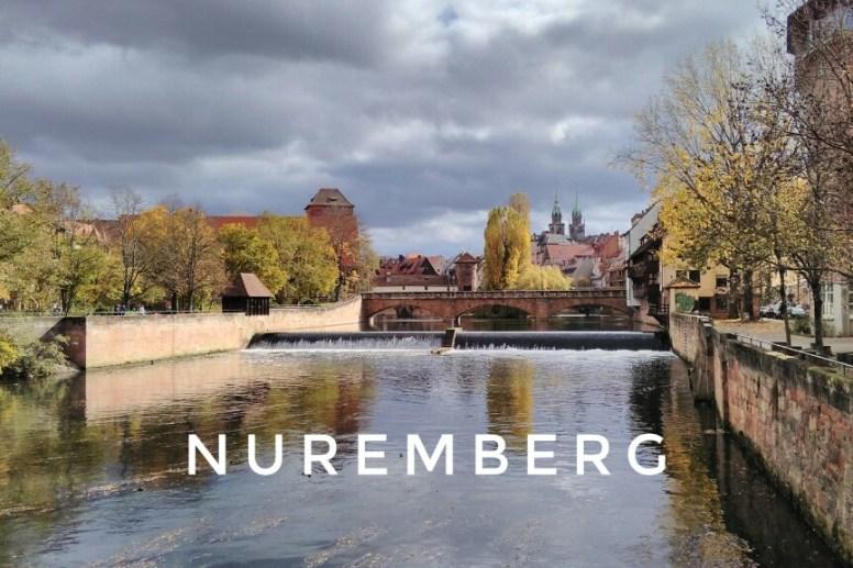 Presupuesto para viajar a Núremberg un fin de semana