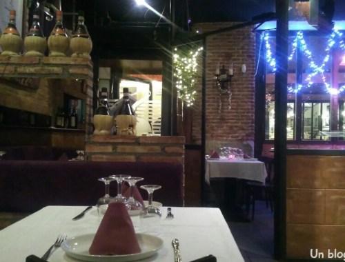 Restaurante Pulcinella
