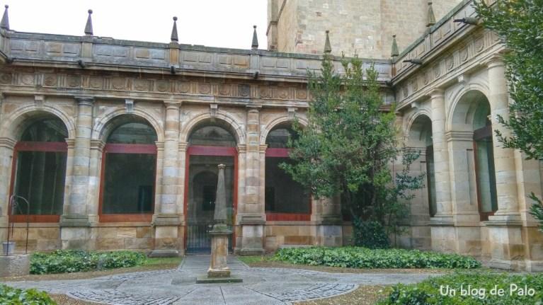 Qué ver en Zamora - Claustro de la Catedral, Zamora
