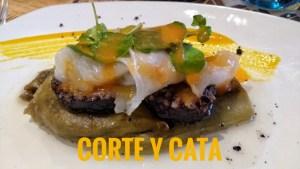 Corte y Cata restaurante en Salamanca