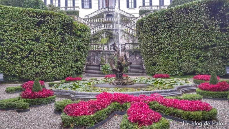 Villa Carlotta Lagos italianos del Norte
