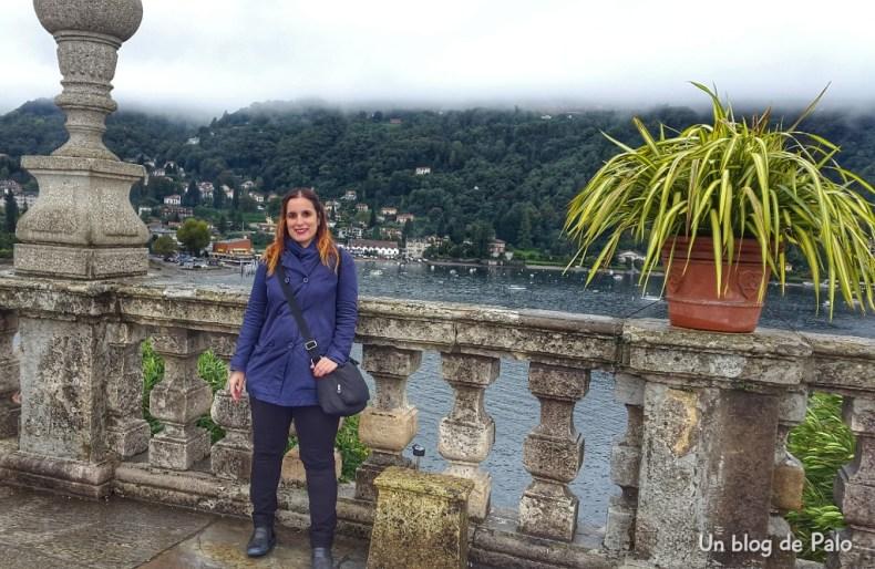 Miriam en Isola Bella