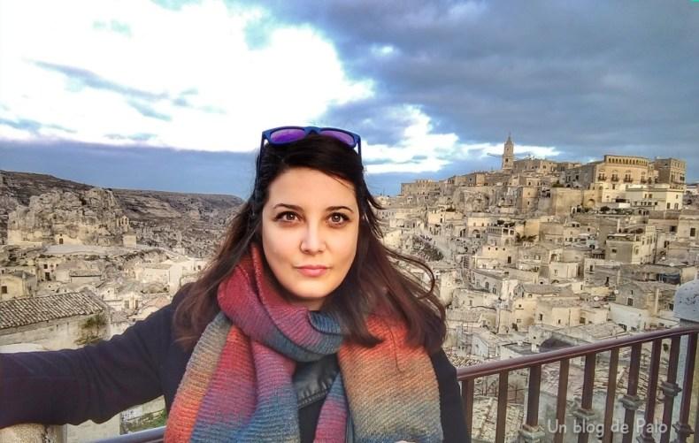 Palo en Matera