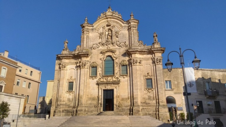 Matera qué visitar San Francesco
