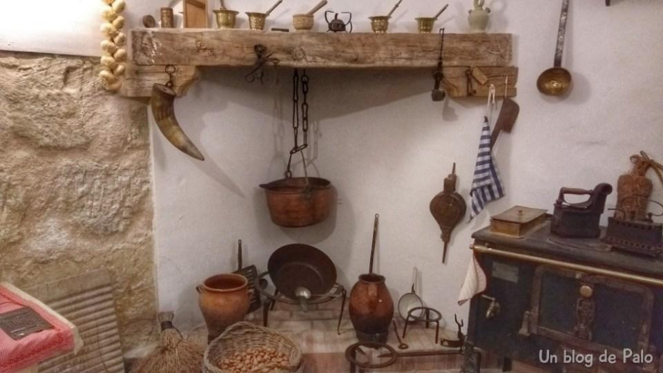 Museo etnográfico en Huete