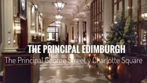 Dormir en Edimburgo: hoteles The Principal