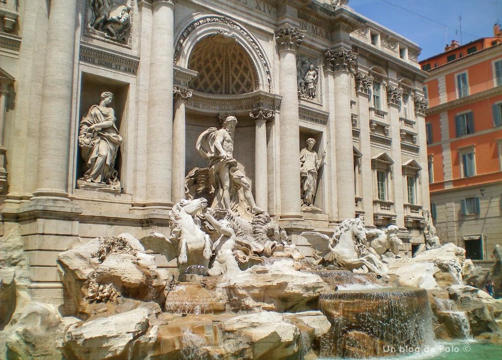 La Fontana de Trevi