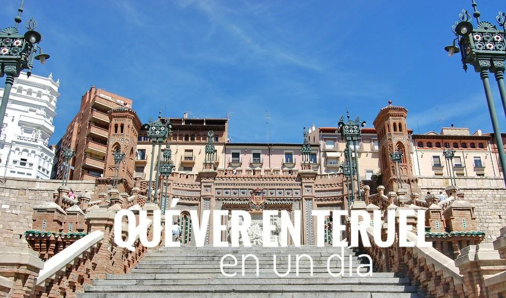 Teruel en un día, qué ver